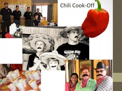 Event   Chili Cook Off