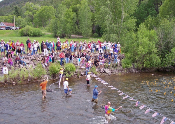 south fork duck race