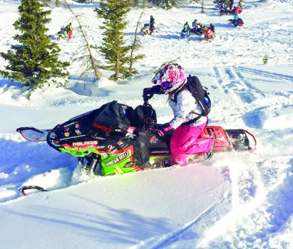 mountain skillz snowmobile