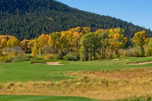 rio grande club golf autumn