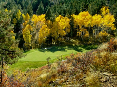 rio grande club golf autumn hole11