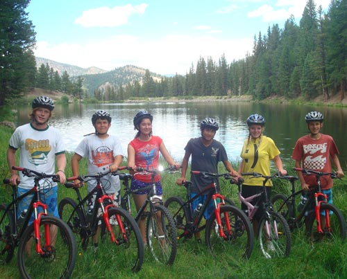 Christian-Youth-Camp-Mtn-Biking